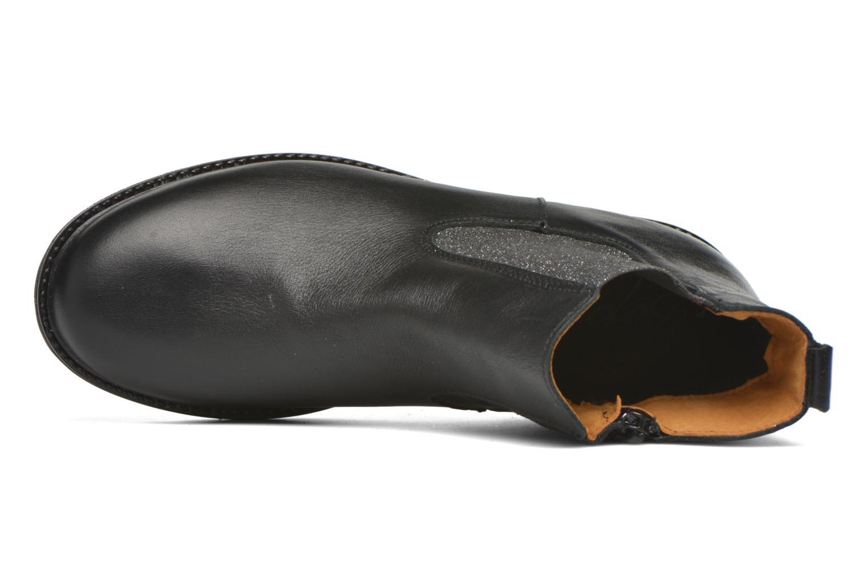 Bottines et boots Bopy Sermes Noir vue gauche