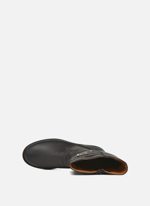 Støvler & gummistøvler Bopy Slogan Sort se fra venstre