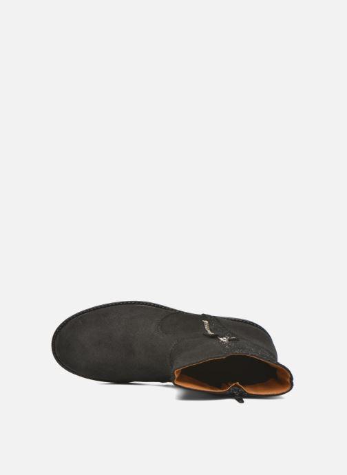 Botas Bopy Sokada Negro vista lateral izquierda