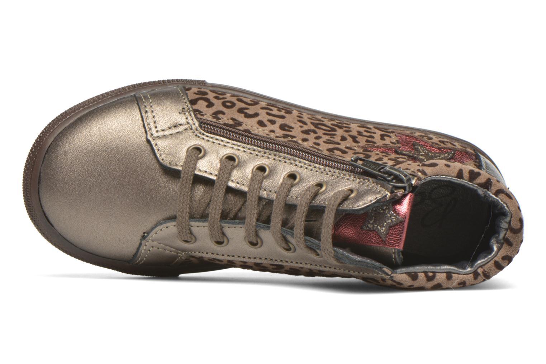 Sneakers Bopy Somimi Beige immagine sinistra
