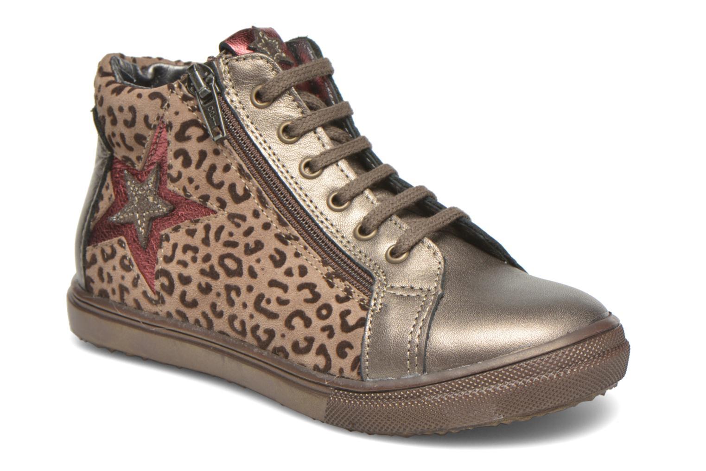 Sneakers Bopy Somimi Beige vedi dettaglio/paio