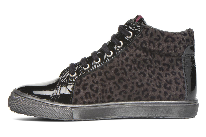 Sneakers Bopy Somimi Nero immagine frontale