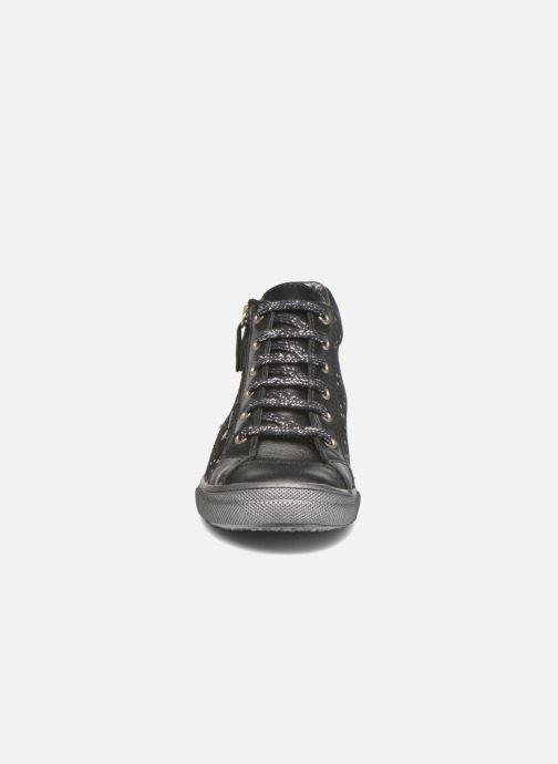 Baskets Bopy Sulfate Noir vue portées chaussures