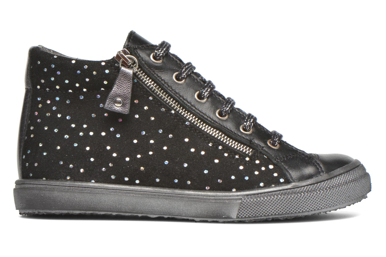 Sneakers Bopy Sulfate Zwart achterkant