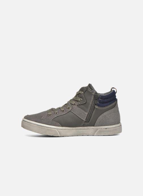 Sneakers Bopy Tabaca Grigio immagine frontale
