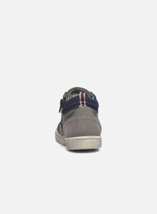 Sneakers Bopy Tabaca Grigio immagine destra