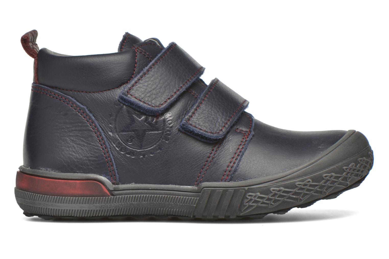 Chaussures à scratch Bopy Vayon Bleu vue derrière