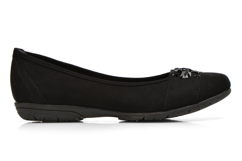 Ballerine Jana shoes Ammi Nero immagine posteriore