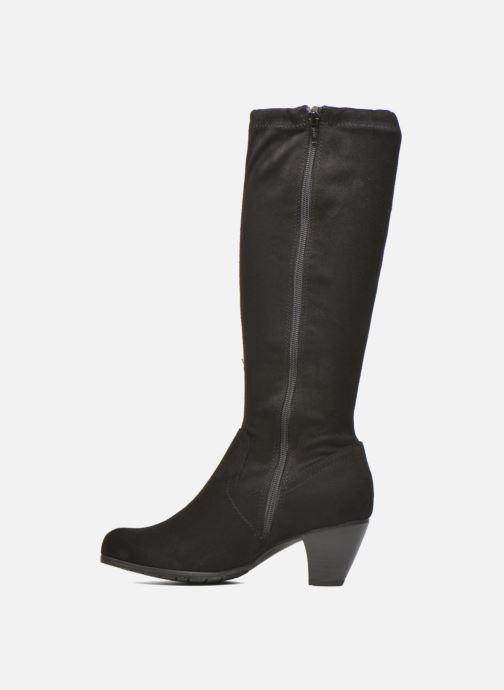 Laarzen Jana shoes Lulu 2 Zwart voorkant