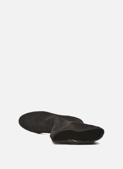 Bottes Jana shoes Lulu 2 Noir vue gauche