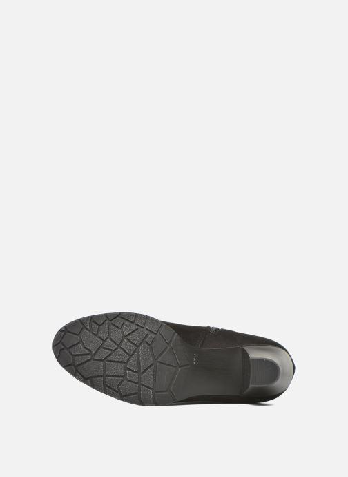 Bottes Jana shoes Lulu 2 Noir vue haut