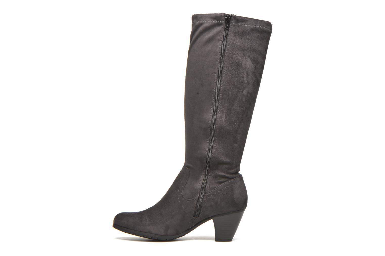 Bottes Jana shoes Lulu 2 Gris vue face