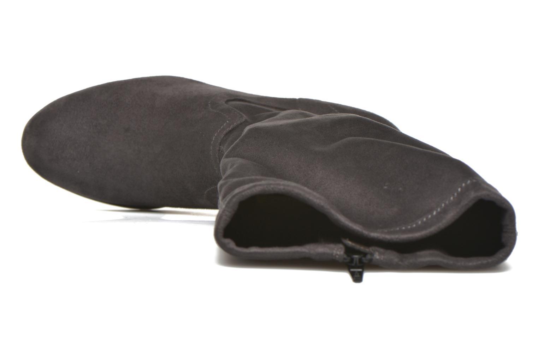 Bottes Jana shoes Lulu 2 Gris vue gauche