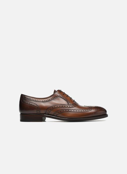 Lace-up shoes Marvin&Co Luxe Waster - Cousu Goodyear Brown back view
