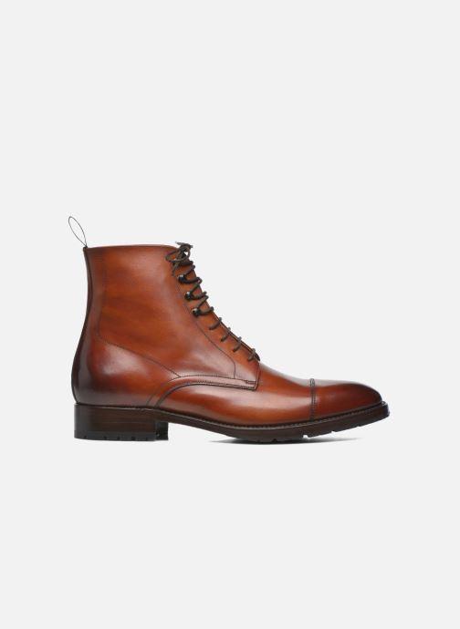 Boots en enkellaarsjes Marvin&Co Luxe Walfred - Cousu Goodyear Bruin achterkant