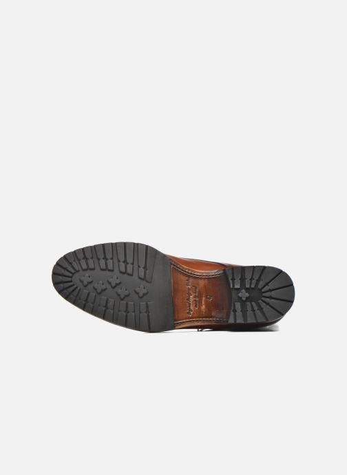 Boots en enkellaarsjes Marvin&Co Luxe Walfred - Cousu Goodyear Bruin boven