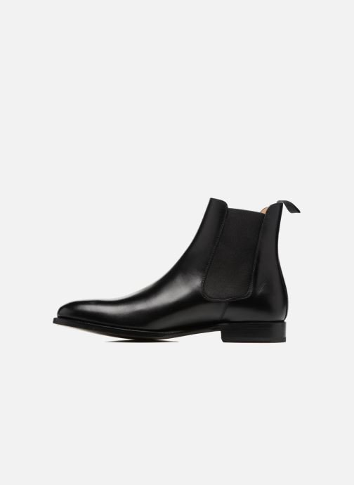 Ankle boots Marvin&Co Luxe WASPEN - Cousu Goodyear Black front view
