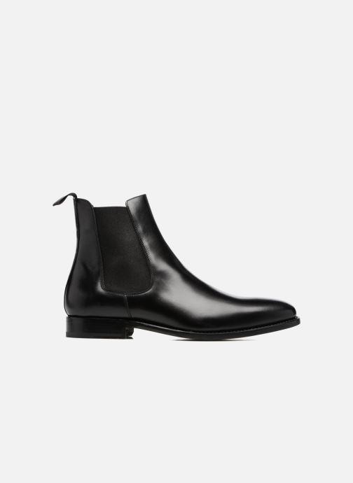Boots en enkellaarsjes Marvin&Co Luxe WASPEN - Cousu Goodyear Zwart achterkant