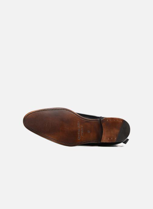 Bottines et boots Marvin&Co Luxe WASPEN - Cousu Goodyear Noir vue haut