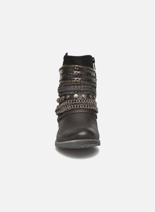 Boots en enkellaarsjes Bullboxer Lalima Zwart model