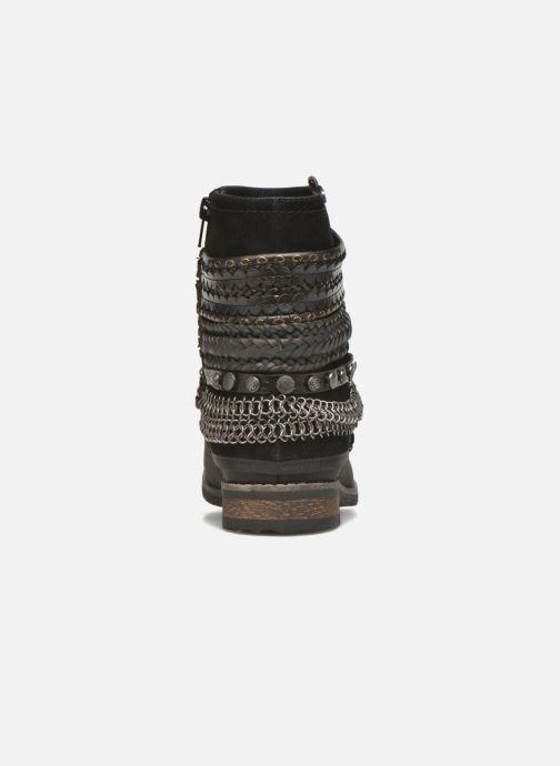 Bottines et boots Bullboxer Lalima Noir vue droite