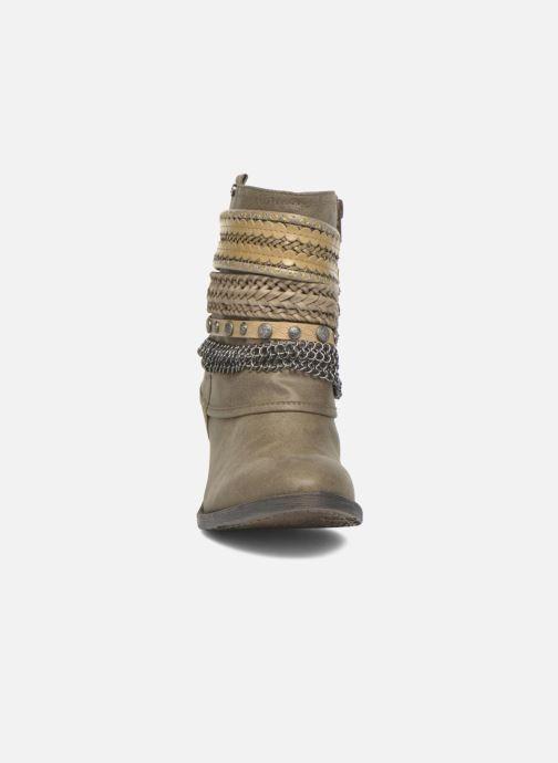 Taupe Et Boots Bottines Bullboxer Lipika QWCoerxBd