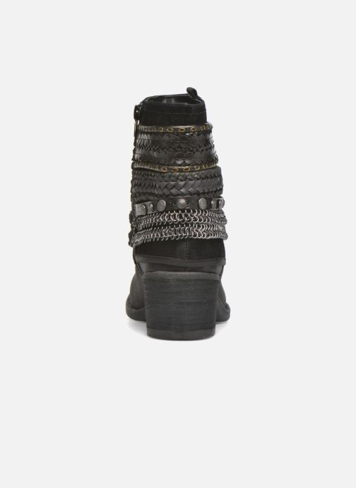 Ankle boots Bullboxer Lipika Black view from the right