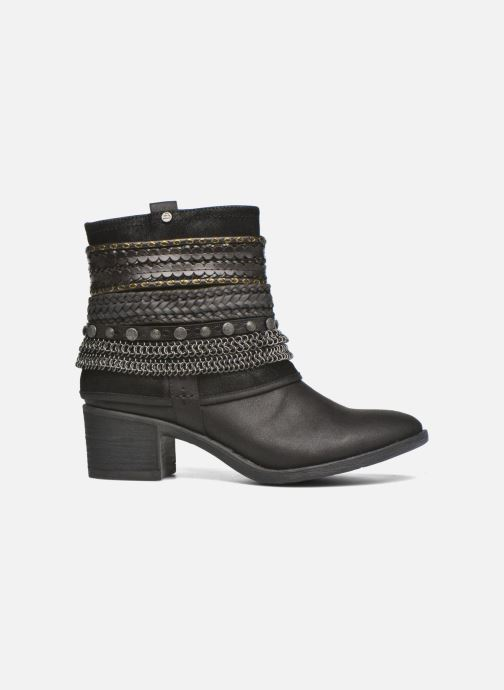 Ankle boots Bullboxer Lipika Black back view