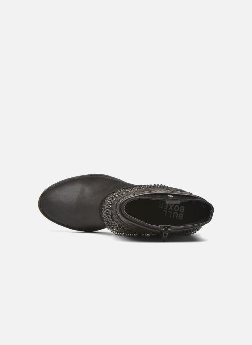 Bottines et boots Bullboxer Lipika Noir vue gauche