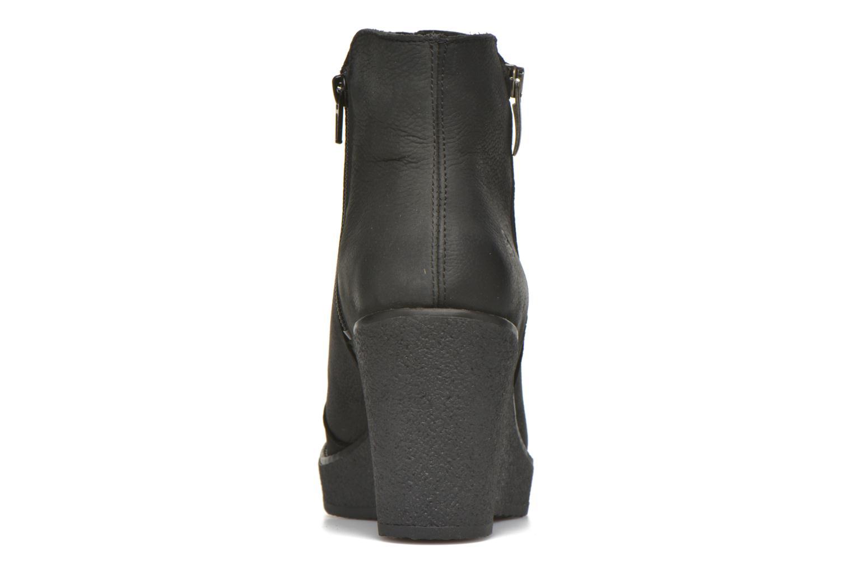 Bottines et boots Bullboxer Devaki Noir vue droite
