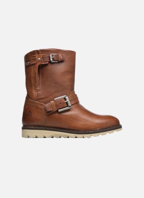 Boots en enkellaarsjes Bullboxer Janaki Bruin achterkant