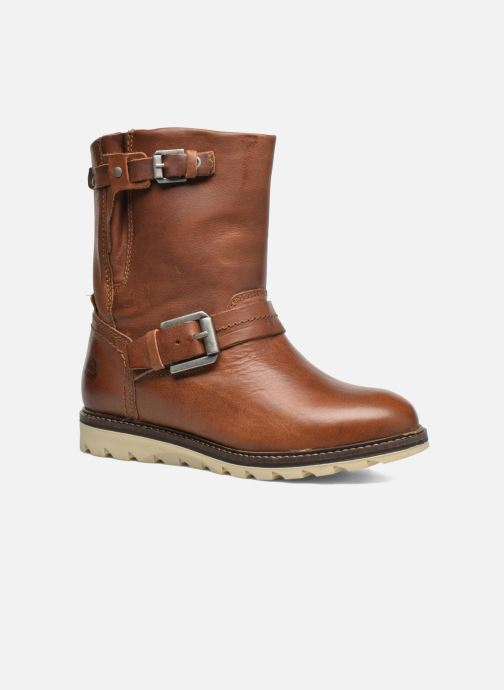 Boots en enkellaarsjes Bullboxer Janaki Bruin detail