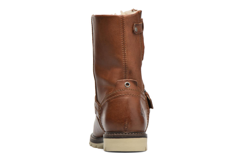 Bottines et boots Bullboxer Janaki Marron vue droite