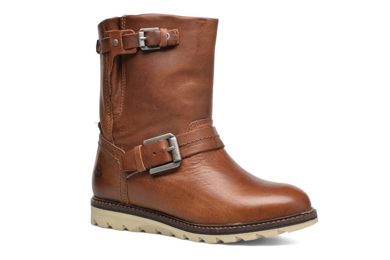 Bottines et boots Bullboxer Janaki Marron vue détail/paire