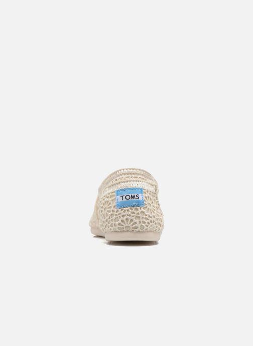 Crochet Natural Natural Moroccan Toms Toms Alpargata Alpargata uFcK1lJT3