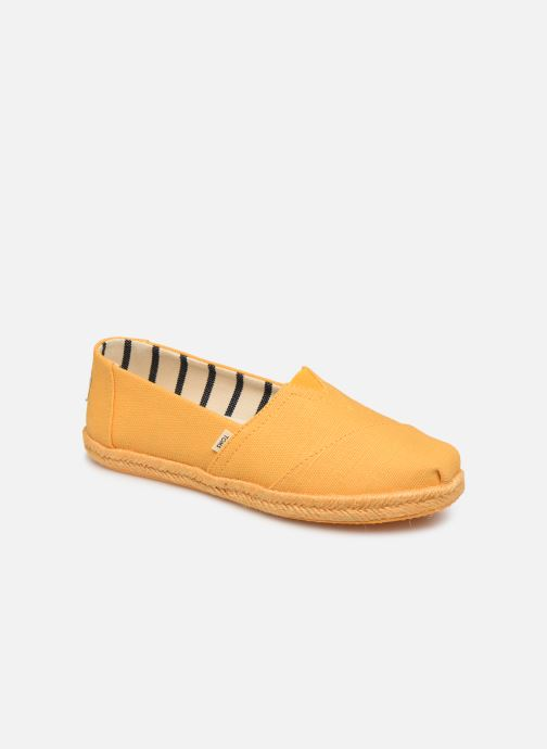 619e0c85adf TOMS Alpargata (Yellow) - Trainers chez Sarenza (347146)
