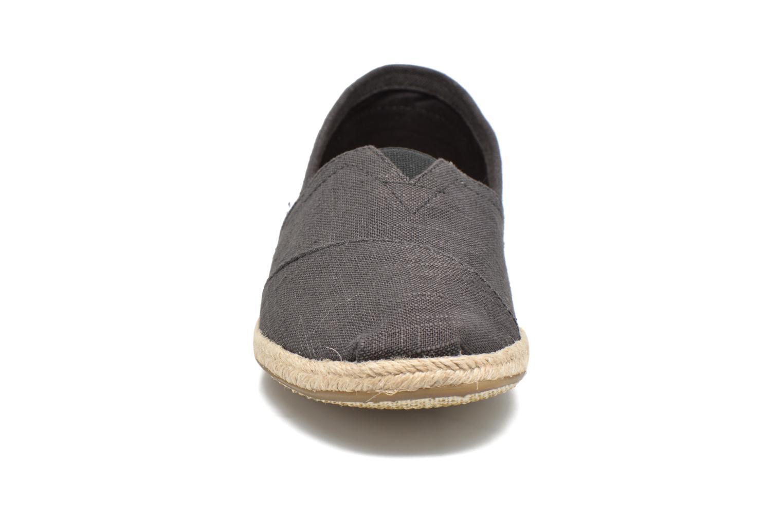 Espadrilles TOMS Seasonal Classics H Noir vue portées chaussures