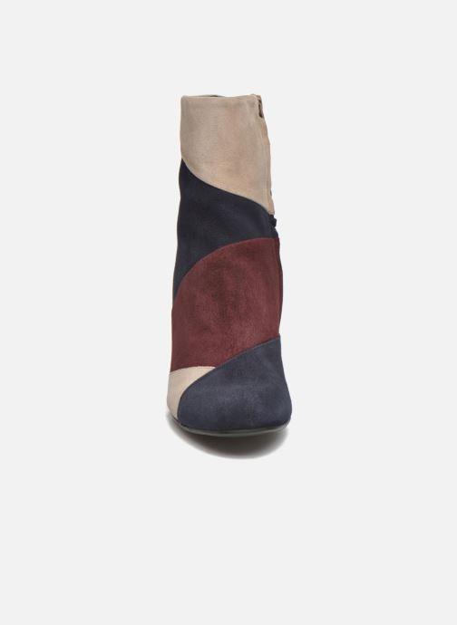 Ankle boots Billi Bi Lamier Multicolor model view
