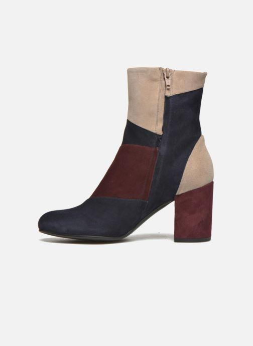 Ankle boots Billi Bi Lamier Multicolor front view