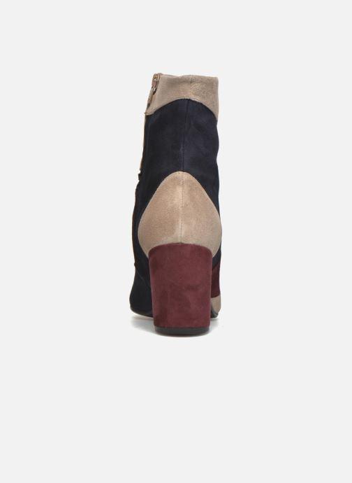 Bottines et boots Billi Bi Lamier Multicolore vue droite
