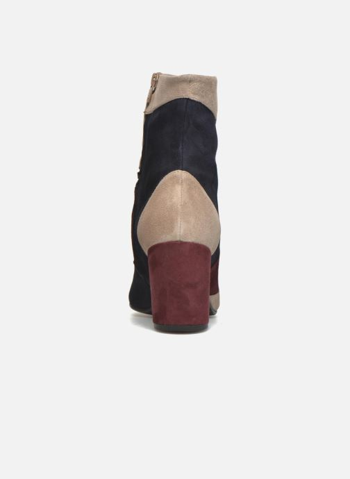 Ankle boots Billi Bi Lamier Multicolor view from the right