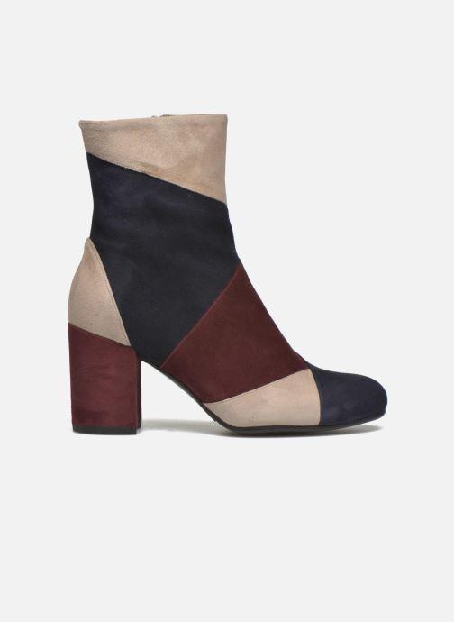 Ankle boots Billi Bi Lamier Multicolor back view
