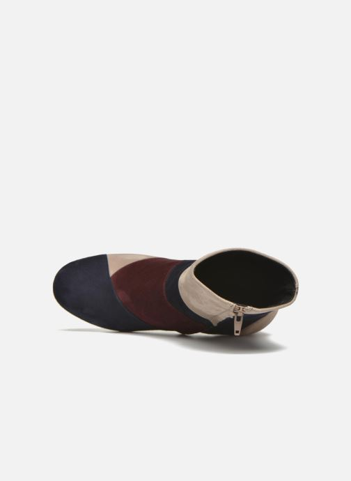 Ankle boots Billi Bi Lamier Multicolor view from the left