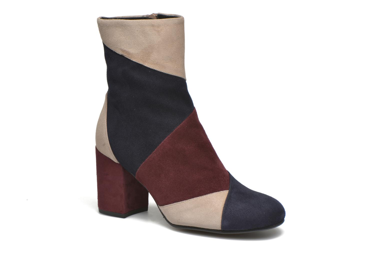 Bottines et boots Billi Bi Lamier Multicolore vue détail/paire