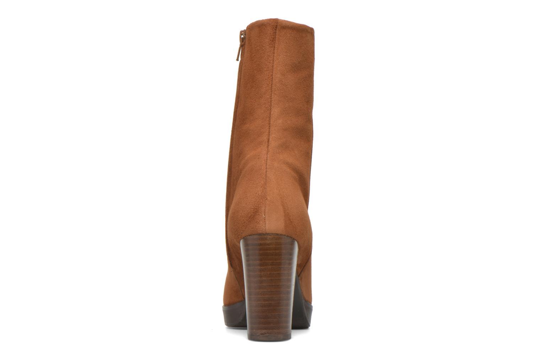 Bottines et boots Billi Bi Lotier Marron vue droite