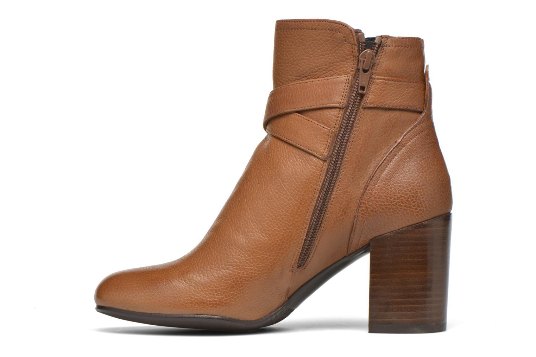 Bottines et boots Billi Bi Gesse Marron vue face