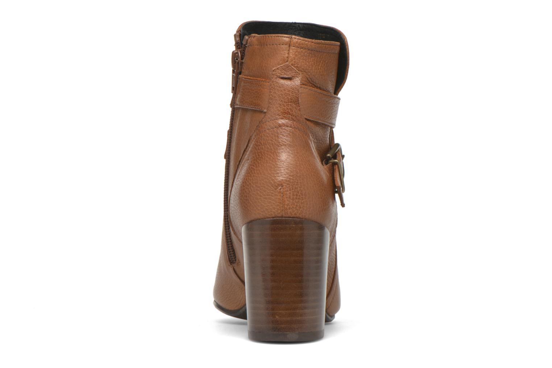 Bottines et boots Billi Bi Gesse Marron vue droite