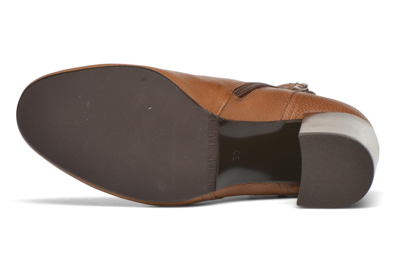 Bottines et boots Billi Bi Gesse Marron vue haut