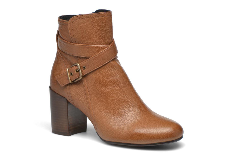 Bottines et boots Billi Bi Gesse Marron vue détail/paire