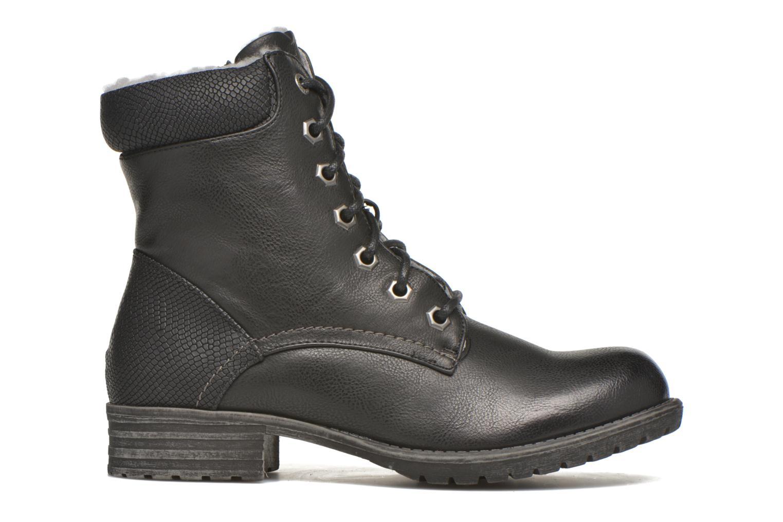 Bottines et boots Bullboxer Antona Noir vue derrière